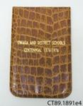 Wallet; [?]; 1976; CT89.1891e4