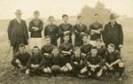Photograph [Football team]; [?]; c1949; CT08.4684a