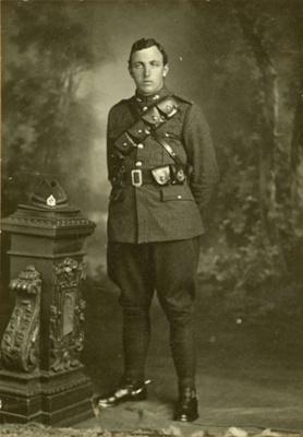 Photograph [Mr Jim Parker]; [?]; c1914-1918; CT79.1077b