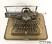 Typewriter; Blickensderfer Typewriter Co; 19th century; CT77.59a