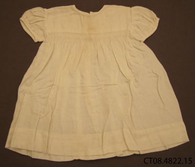 Dress, girl's; Celanese; 1950s; CT08.4822.15