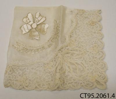 Handkerchief; [?]; [?]; CT95.2061.4