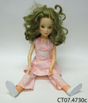 Doll; [?]; 1960s; CT07.4730c