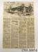 Clipping, newspaper [Tahakopa Railway Station]; Guthrie, Noel (Mr); [?]; CT01.3097.6
