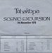 Timetable; Tahakopa Scenic Excursion. 1970; New Zealand Railway and Locomotive Society Incorporated; 1970; 2009.12.2.7