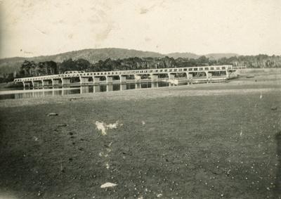 Photograph [Papatowai Bridge]; [?]; [?]; CT79.1251a2