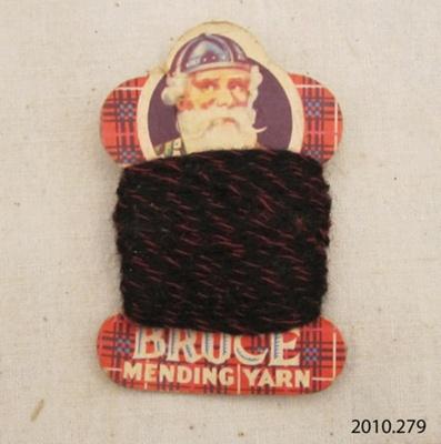 Yarn, mending; [?]; [?]; 2010.279