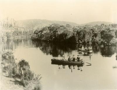 Photograph [Catlins River, 1904]; [?]; 1904; CT89.1888.17