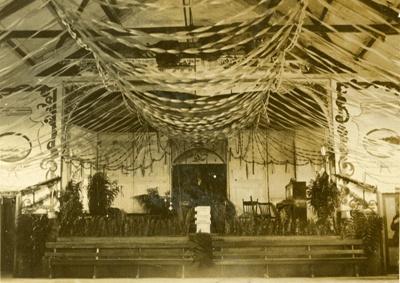 Photograph [Owaka Hall]; [?]; 1947; CT79.1055h