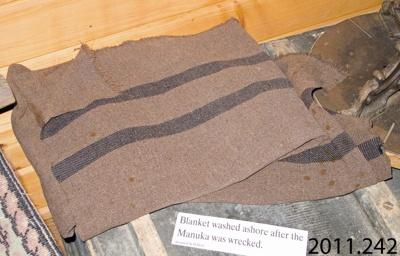 Blanket; [?]; 20th century; 2011.242