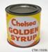 Tin, golden syrup; New Zealand Sugar Co Ltd (Chelsea Sugar Refinery); [?]; CT81.1555h