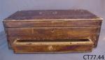 Desk, portable writing; pre 1870; CT77.44