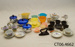 Collection of children's tea set pieces; [?]; [?]; CT06.4662
