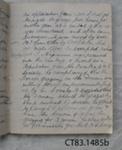 Minute Book, Owaka Township Domain Board, 1908; Owaka Domain Board; 1908-1918; 2010.340