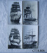 Postcards, Ships; Early 20th century; CT78.806