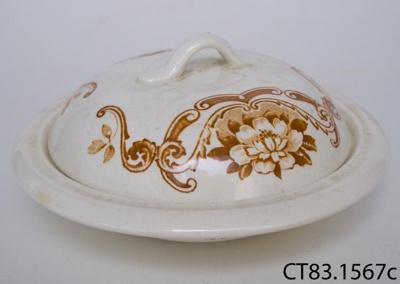 Dish, soap; CT83.1567c