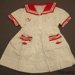 Dress, girl's; [?]; 1950s; CT08.4822.20
