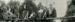 Photograph [People on Lees' Bridge, Owaka Valley]; [?]; c1900; CT85.1734b.3