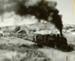 Photograph [Steam Train, Owaka Station]; [?]; [c1950s?]; CT85.1720b