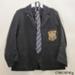 Blazer, school; Petone; Mid 20th century; CT89.1874f,g