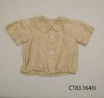 Shirt, child's; [?]; CT83.1641i