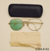 Spectacles and case; 1970s; CT04.4143