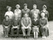 Photograph [Owaka District High School staff]; Campbell Photography; 1963; CT4582a
