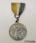 Medal, military; [?]; c1919; CT78.848c