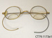 Spectacles; [?]; [?]; CT79.1173e1