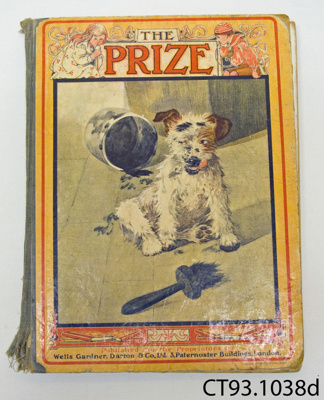 Book [The Prize]; 1919; CT93.1038d