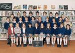 Photograph [Catlins Area School class]; [?]; 1982; CT4583o