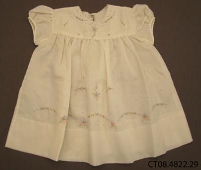 Dress, girl's; Junior House; 1950s; CT08.4822.29