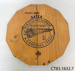 Lid, cheese crate; Fairfield Co-operative Dairy Factory Company Limited; 1908-1966; CT83.1632.7