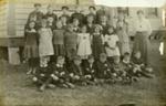 Photograph [School children, Houipapa]; [?]; 1927; CT79.1023c2