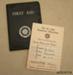 Certificate of achievement [James Macalister Brown]; St John Ambulance Association; c1970; 2010.417.6