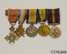 Medals, military; [?]; [?]; CT78.849
