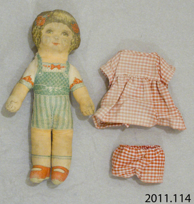 Doll; Dean's Rag Book Co Ltd; 2011.114