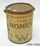 Tin, honey; Coppin; [?]; CT81.1555j