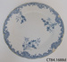 Plate, entrée ; John Edwards & Co; 1880-1900; CT84.1688d