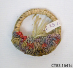 Brooch; CT83.1641c