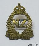 Badge, military; [?]; [?]; 2011.144