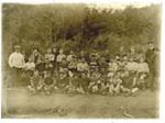 Photograph [Football meeting]; [?]; [?]; CT83.1481c