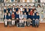 Photograph [Catlins Area School class]; [?]; 1982; CT4583p