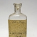 Bottle, medicine ; G B Hutchins, Pharmaceutical Chemist; [?]; CT77.576