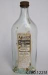 Bottle [Angier's Emulsion]; Angier Chemical Co Ltd; CT80.1225f