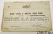 Permit [Quarry manager or Foreman's service]; Inspector of Quarries; 1912; CT04.4112.1