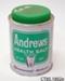Tin [Andrews Health Salt]; Glenbrook Laboratories; [?]; CT85.1802e
