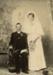 Photograph [Wedding portrait]; [?]; c1904; CT85.1735a3