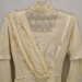 Wedding dress; [?]; early 20th century; 2010.71