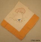 Cloth, afternoon tea; [?]; 1940; CT83.1641k